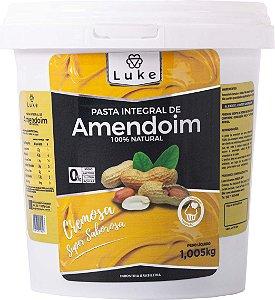 Pasta De Amendoim 1,005kg- Lukealimentos