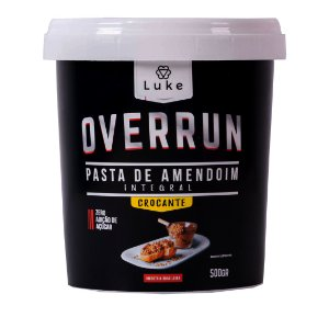 Overrun Crocante 500gr - Luke Alimentos
