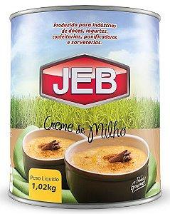 Creme De Milho Verde 1,02kg - Jeb