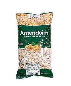 Amendoim Em Banda 0,500gr - Luke Alimentos