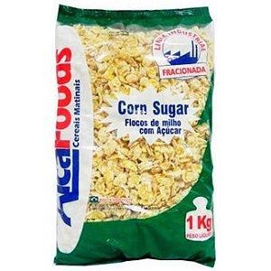Sucrilho De Milho C/açúcar 1kg - Alcafoods