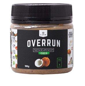 Overrun Coco 180gr - Luke Alimentos