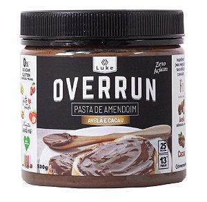 Overrun Avela C/ Cacau Zero 500gr - Luke Alimentos
