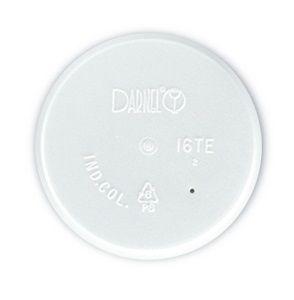 Tampa P/ Isopor 355ml 20und- Darnel