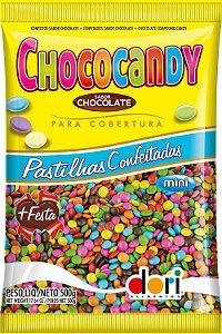 Chococandy Colorido 500gr - Dori