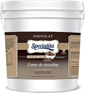 Recheio Crema De Cioccotine 4kg - Duas Rodas
