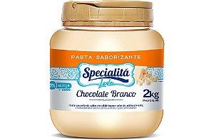 Chocolate Branco Pasta Sab. Zero 2kg - Duas Rodas