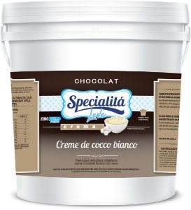 Recheio Crema De Coco Bianco Zero 4kg - Duas Rodas