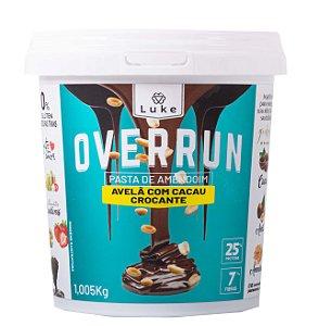 Overrun Avela Crocante 1,005kg - Luke Alimentos