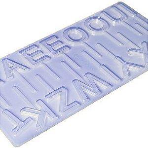 Forma Pirulito Alfabeto 01 - Porto Formas