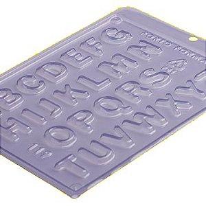 Forma Alfabeto Acetato - Porto Formas