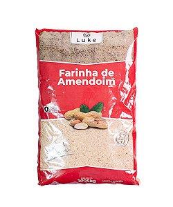 Farinha De Amendoim 1kg - Luke Alimentos