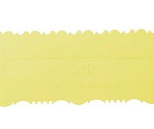 Espatula Decorativa 19 Amarela - Bluestar