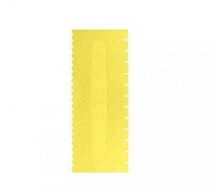 Espatula Decorativa 20 Amarela - Bluestar