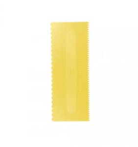 Espatula Decorativa 14 Amarela - Bluestar