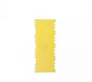 Espatula Decorativa 16 Amarela - Bluestar