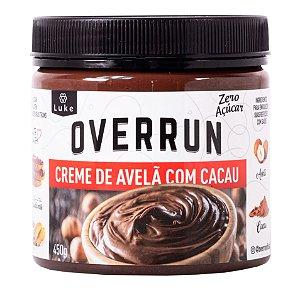 Creme De Avela C/ Cacau Zero Overrun 450gr