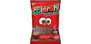 Coloreti Granuleti Marrom 250gr - Jazam