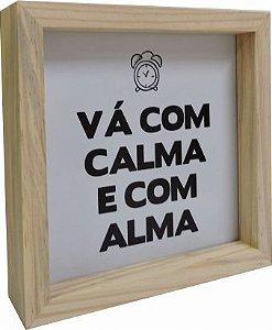 3066-017 Caixa Motivacional - Calma