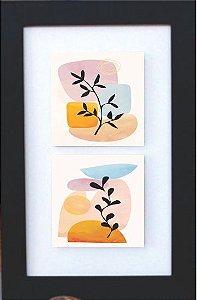 3002-013 Quadro de azulejo Decor - Plantas