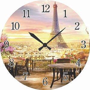 1700-044 Relógio Redondo - Paris