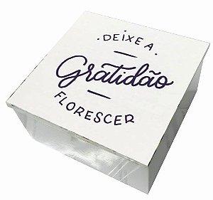 6006-006 Caixa - Gratidão