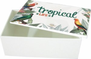 6008-006 Caixa Retangular - Tropical