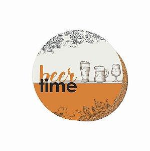 1880-C050 Suporte de copo Compensado - Beer Time