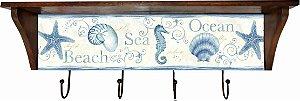 3014N-004 Prateleira de azulejo - Mar