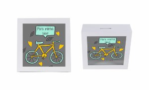 Cofrinho - Bike