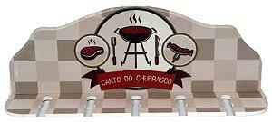 2201 Porta espeto - Churrasco