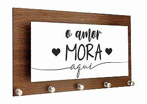 1601-011 Porta Chaves Alto Relevo - Mora