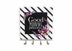 1470-009 Porta chaves Azulejo - Good Morning