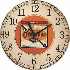 1685 Relógio Redondo - Antarctica Original