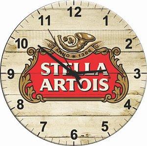 1692 Relógio Redondo - Stella Madeira
