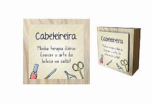 07-04-C032 Cubo Decor Cru - Cabeleireira