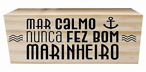 07-02-007 Decor Taquinho - Mar calmo
