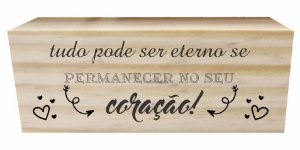 07-02-018 Decor Taquinho - Eterno