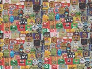 1203 Placa de Metal - Cerveja