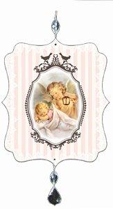 1975 Móbile de oração -Santo Anjo Menina