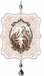1994 Móbile de oração -Sagrada Família