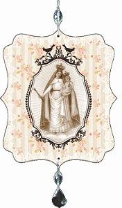 1996 Móbile de oração -Nossa Senhora da Penha