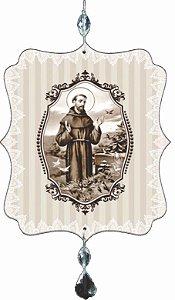 1998 Móbile de oração -São Francisco de Assis