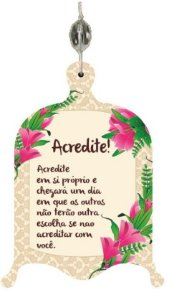 1940-006 Móbile Gaiola - Acredite