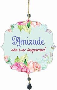 1759-B013 Móbile Bola - Amizade
