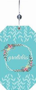 1759-R006 Móbile Retangular - Gratidão