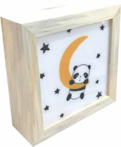 3074-001 Luminoso Infantil - Panda