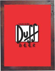 3093AM-040 Quadro de azulejo - Duff