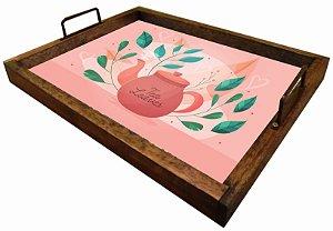 3096PM-014 Bandeja de Azulejo - Tea