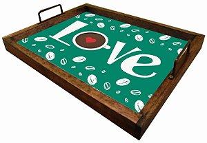 3096PM-032 Bandeja de Azulejo - Love